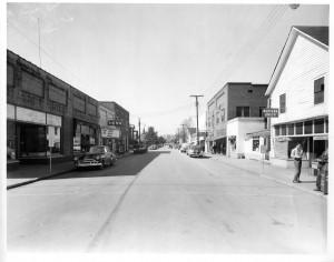 Main Street & Locust W