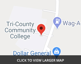 Tri-County Community College - Click to View Map