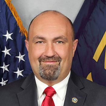 Sheriff Derrick Palmer