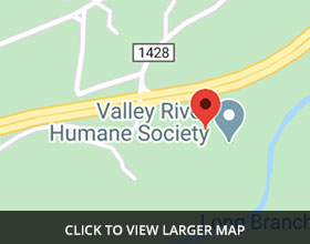Valley River Humane Society - Click to View Map